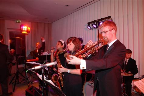 wedding swing band wedding swing band reviews berkshire down for the count