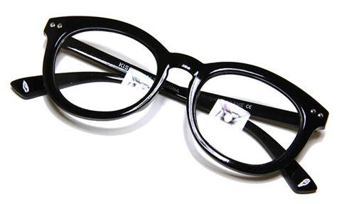 new geeky librarian glasses 50 s vintage black eyeglasses