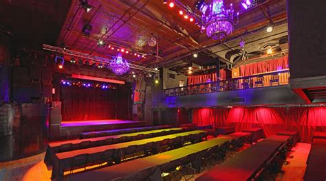 gramercy theater seating capacity irving plaza