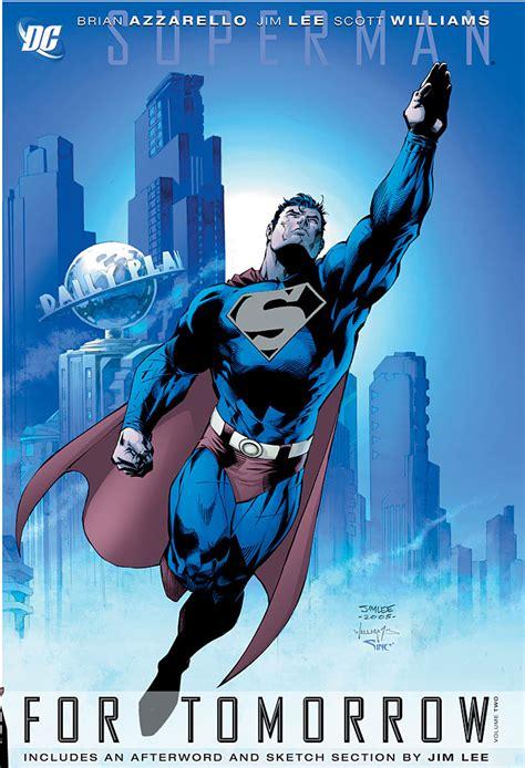 superman tp vol 2 superman for tomorrow vol 2 tp comic art community gallery of comic art