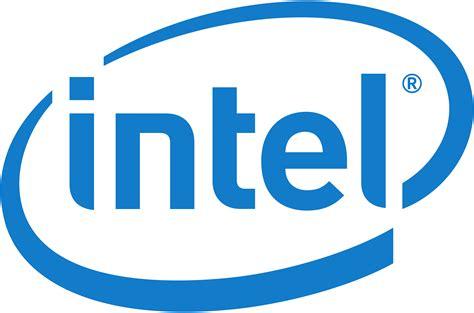 logo transparent intel logos