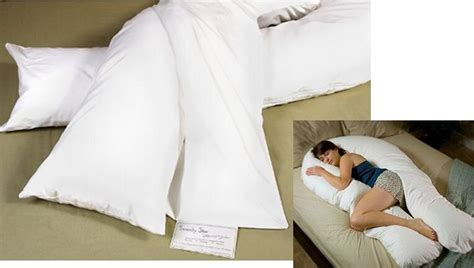 comfort u total body pillow tips of choosing best shaped and formed body pillows