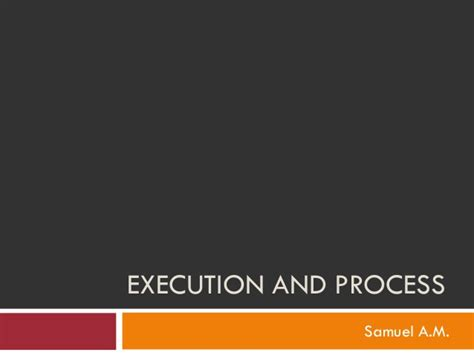 explain execution process of net application execution and process