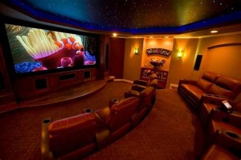 awesome home theater dream spaces pinterest