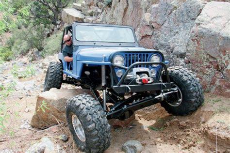 offroad jeep cj 1976 jeep cj 7 true blue