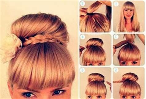 easy and quick hairstyles tutorials valentine s day easy hairstyles tutorials top beauty tips