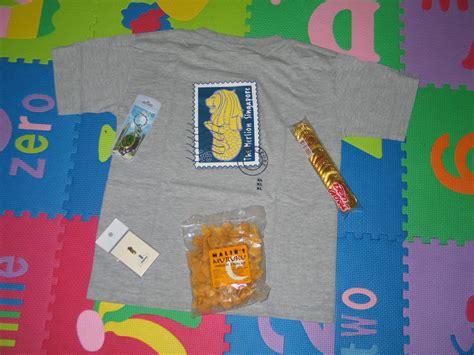 Kaos Oleh Oleh Dari Singapura amazing fay april 2006