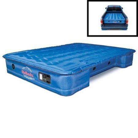 airbedz original truck bed air mattress with built in rechargeable walmart