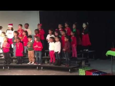 feliz navidad you tube children christmas plays prek sing feliz navidad