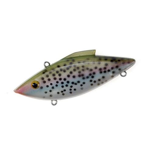 rattletrap lure rat l trap lures 1 2 ounce trap rainbow trout