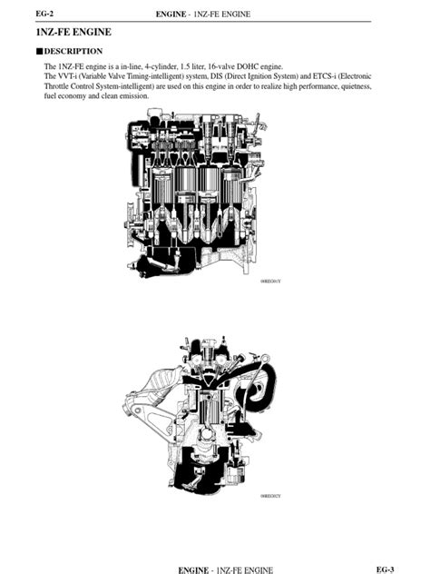 1nz fe engine diagram wiring diagrams