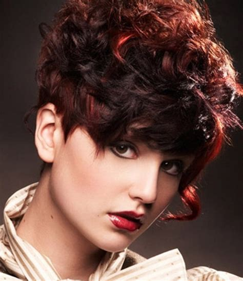 hairstyles for thick red hair 25 short curly hairstyles for women best curly hair cuts