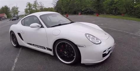 Porsche Cayman S Video by Thesmokingtire Tpc Turbocharged 2007 Porsche Cayman S