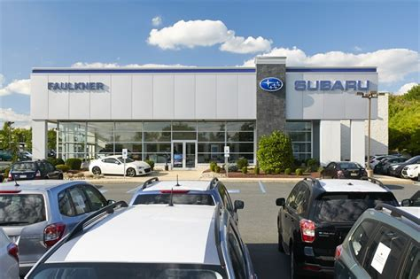 Faulkner Subaru by Projects Faulkner Subaru Bethlehem Professional Design