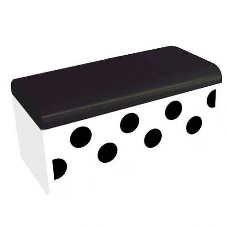 Set Polka Nori bento box polka dot white and black with cold pack for