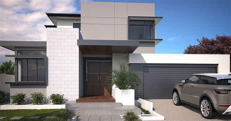 House Plans With Separate Living Quarters by The New Style Of Luxury Double Storey Homes Destination