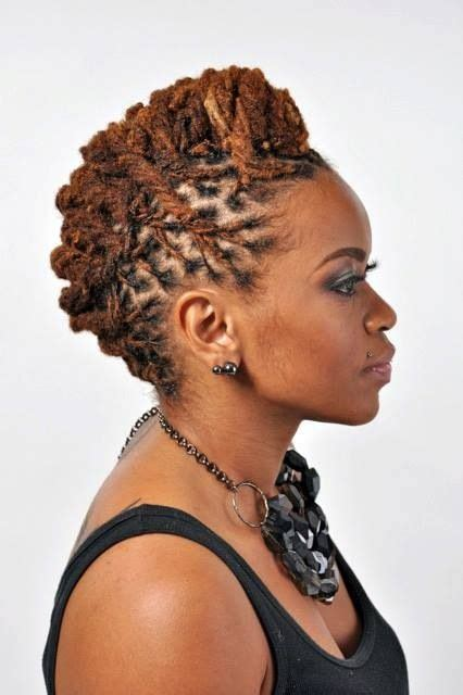 loc hairstyles with shunt loc style tutorial 8 faux