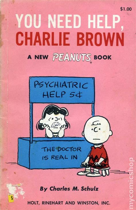 peanuts every sunday 1971 1975 books you need help brown sc 1966 peanuts book comic