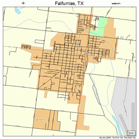 falfurrias map falfurrias map 4825368