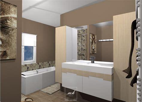 decoration maison salle de bain d 233 coration de salle de bains mh deco
