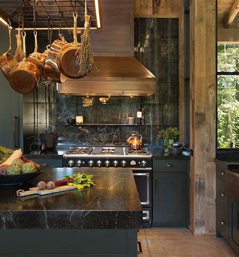 copper accent kitchen warm and inviting copper accents and wood kitchens