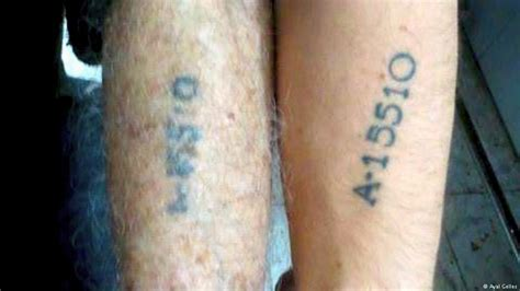 auschwitz tattoo passing on holocaust tattoos world breakings news and