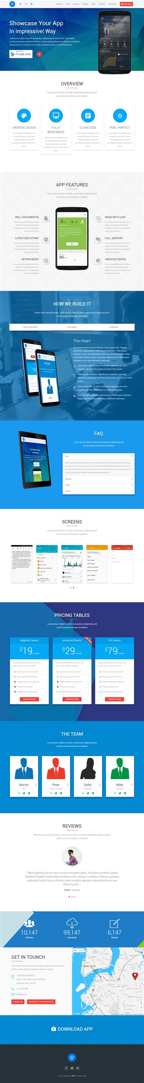 35 best bootstrap templates 2017 responsive miracle