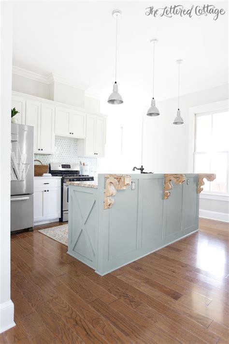 lettered cottage kitchen kitchen update island makeover the lettered cottage