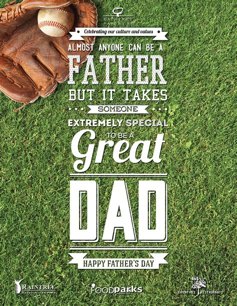 fathers day ad s day ad on behance