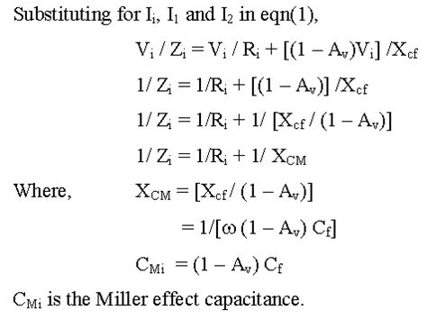 diodes used for their capacitance effects are called miller effect capacitance