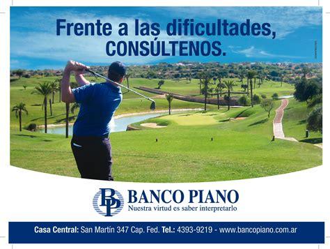 banco piano cobro de jubilados septiembre 2016 fecha de pago banco piano jubilados y pensionados 2016