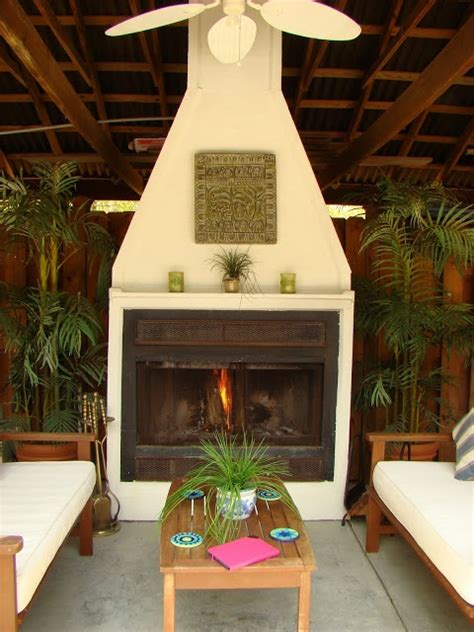Build Your Own Fireplace by Build Your Own Outdoor Fireplace Outdoor Spaces