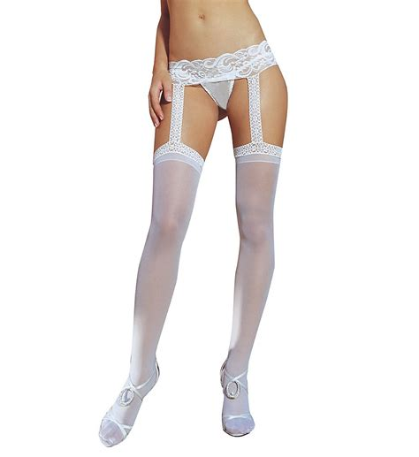 sheer garter belt dreamgirl 0013 sheer garter belt ebay