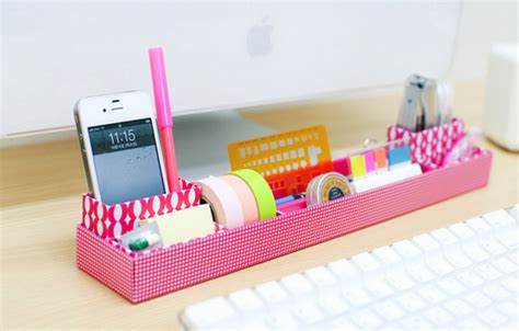 Girly Desk Organizers by Tray Cool 17 Beautiful Desk Trays For Staying Organized