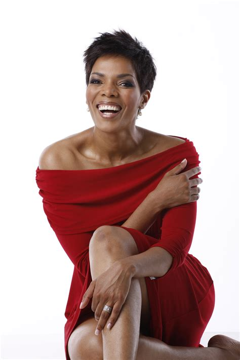 connie ferguson short hairstyles does short hair really make you look younger destiny