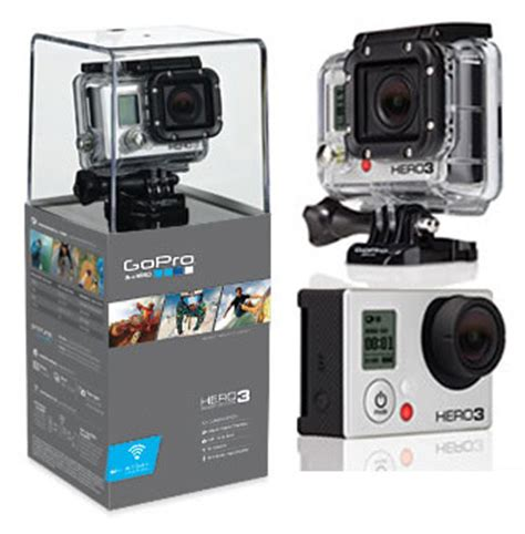 Jual Gopro 3 Silver Edition the snow guys