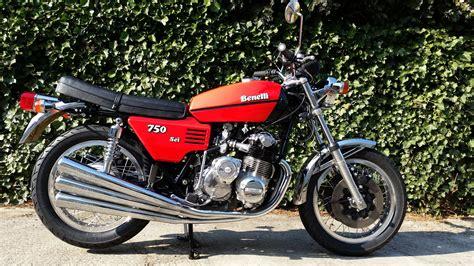 Motorrader Motos Net by Umgebautes Motorrad Benelli 750 Sei Motorrad