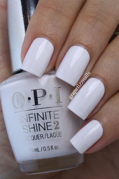 Opi Infinite Shine Alpine Snow grape fizz nails opi infinite shine soft shades 2015