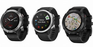 Image result for Fenix 6 vs 6S. Size: 317 x 160. Source: www.justandroid.net