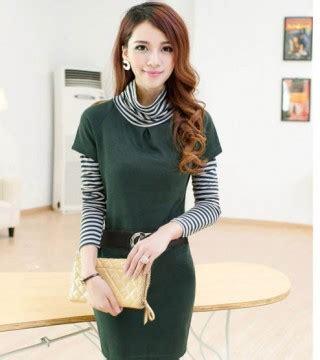 Mini Dress Pesta Korea Hitam Putih Tanpa Lengan Impotr Murah dress wanita hitam putih lengan panjang model terbaru jual murah import kerja
