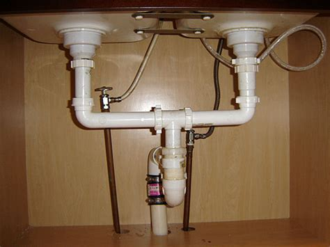 Kitchen Sink Plumbing with Plumbing Kitchen Sink Kitchen Ideas