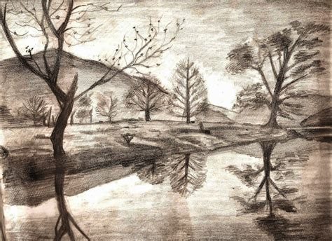 imagenes de paisajes en dibujo el farol et 233 reo 2015