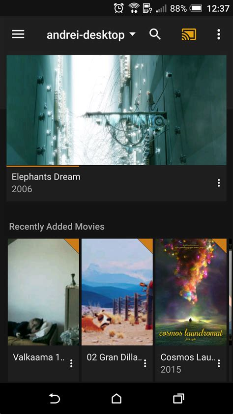 plex android how to use plex to cast local to chromecast from your desktop w optional mobile app