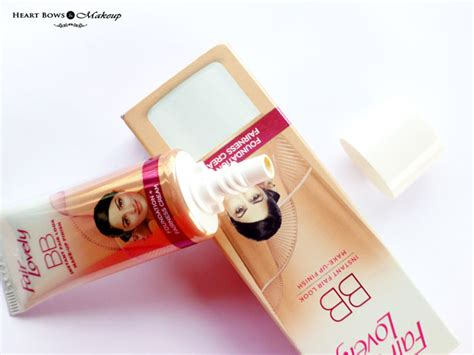 Mascara Fair Lovely fair lovely bb review swatches price