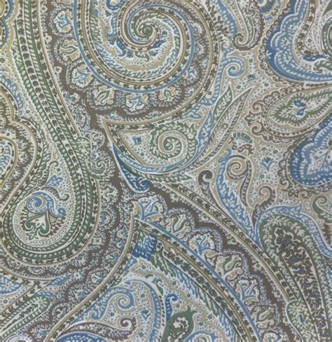 blue paisley drapes 17 best images about paisley on pinterest outdoor fabric