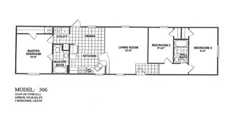 oak creek floor plans for manufactured homes san antonio