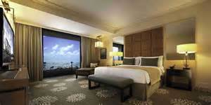 And Room Club Room In Marina Bay Sands Singapore Hotel