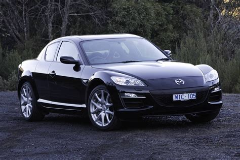 mazda automatic mazda rx 8 review and photos