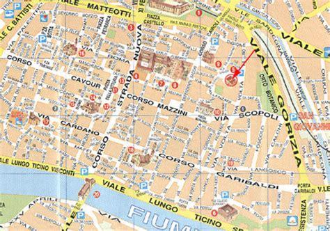 mappa provincia di pavia come arrivare a pavia
