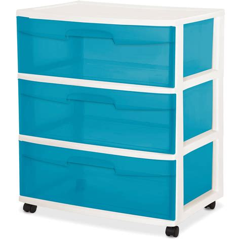 sterilite 3 drawer cart white available in of 2 or